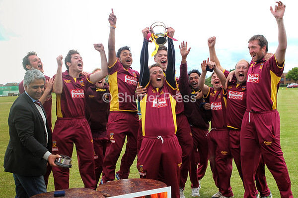 Teesside University MacMillan Cup T20 Finals Day 2015