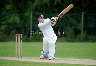 Dorset Cricket League First XI match between Martinstown CC v Swanage CC at Lower Ashton Farm, Martinstown, DORCHESTER, ENGLAND
