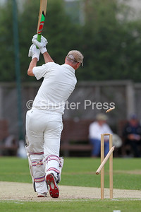 ROBISNON CUP FINAL MIDDLESBROUGH 2ND XI V GREAT AYTON 2ND XI