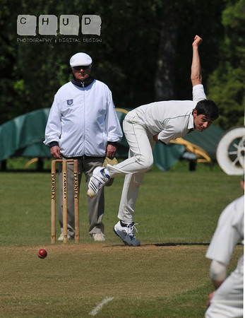 Radcliffe on Trent 1st (Sun) XI v Collingham 27/05/2012