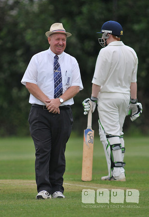 Radcliffe on Trent 1st (Sat) XI v Notts Unity Casuals 11/08/2012