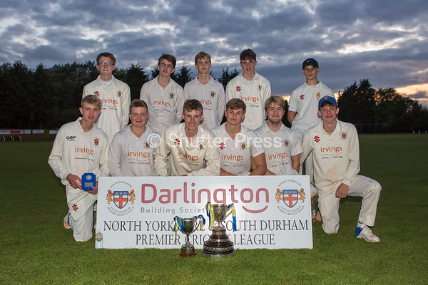 Richmondshire Juniors Team Photos