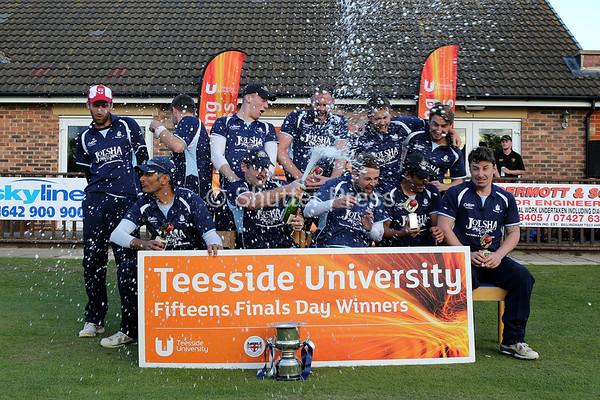 Teesside University Fifteens Final - 2016