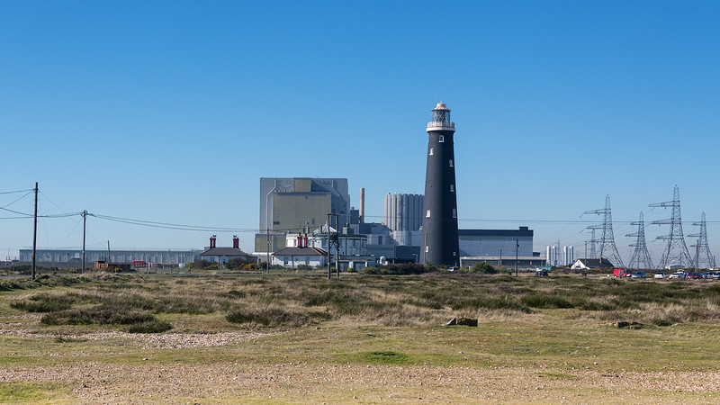 The Old Lighthouse, Dungeness, Kent