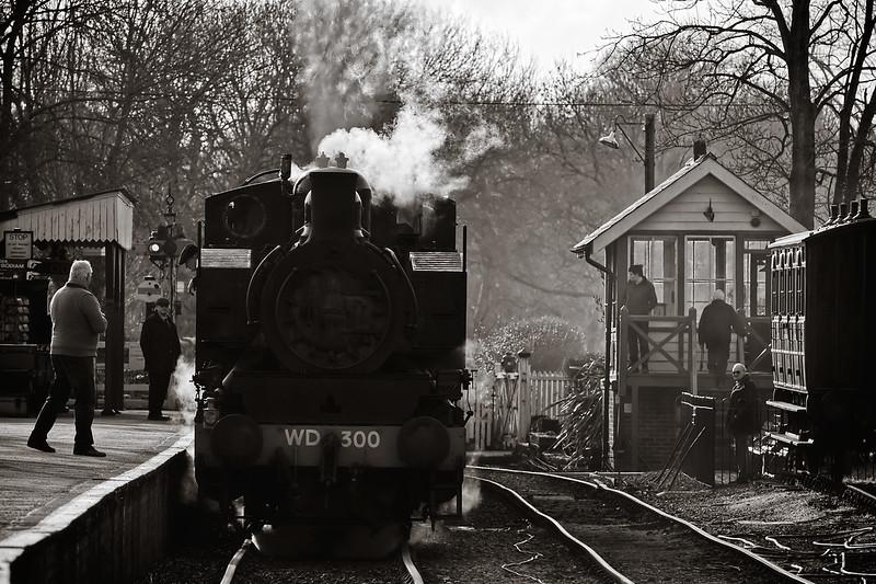 Tenterden Station