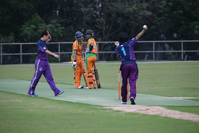 2016 Women's Sixes Day One, 17 Apr 2016