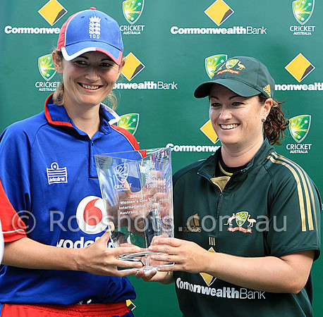 Womens Cricket 2007-08