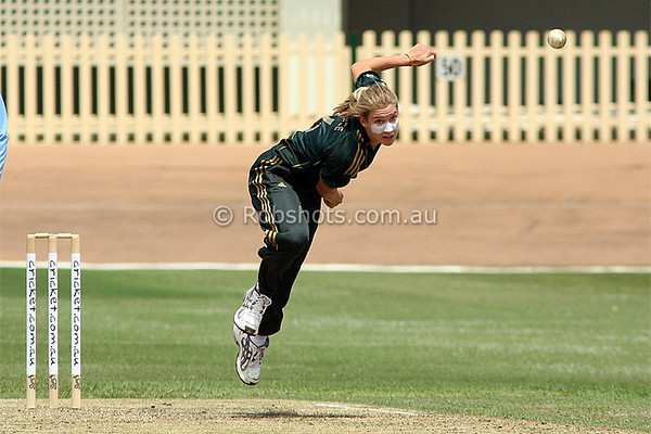 Womens Cricket 2008-09