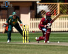 An image from the T20 International between the Southern Stars and the West Indies played at North Sydney Oval on Sunday 2nd November 2014. (Photo: Rob Sheeley - Robshots.com.au)