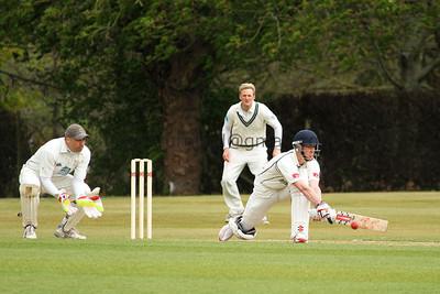 13C02031_Ben Shoare batting