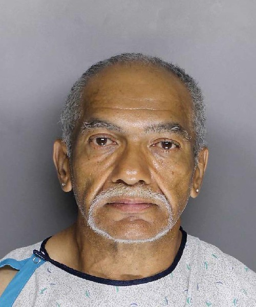 Name: John Pennington<br /> Age: 64<br /> Last Known Address: 79 N. Evans St 1st fl., Pottstown<br /> Charge: Theft