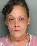 Name: Maureen Buscio<br /> Age: 57<br /> Last Known Address: 4850 Ogale Ave. Philadelphia<br /> Charge: DUI