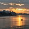 Sunrise from the Balkony
