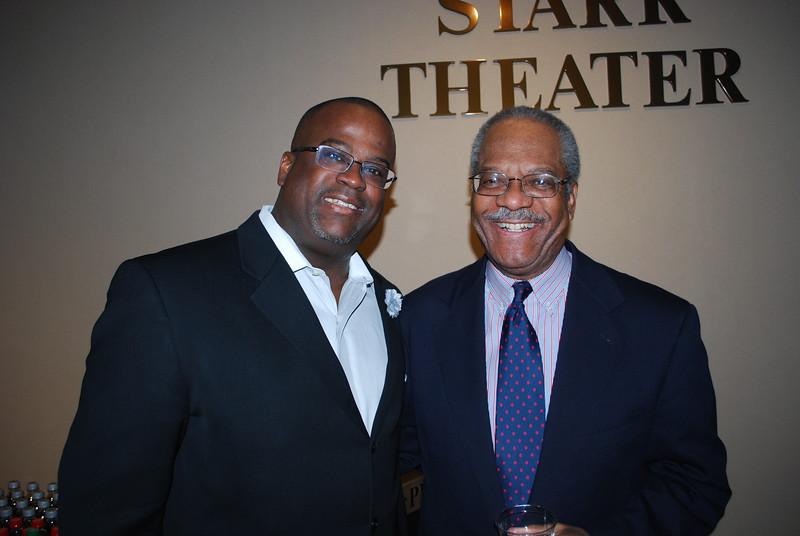 Dr  Paul D  Adams and Gerald Jordan (1)