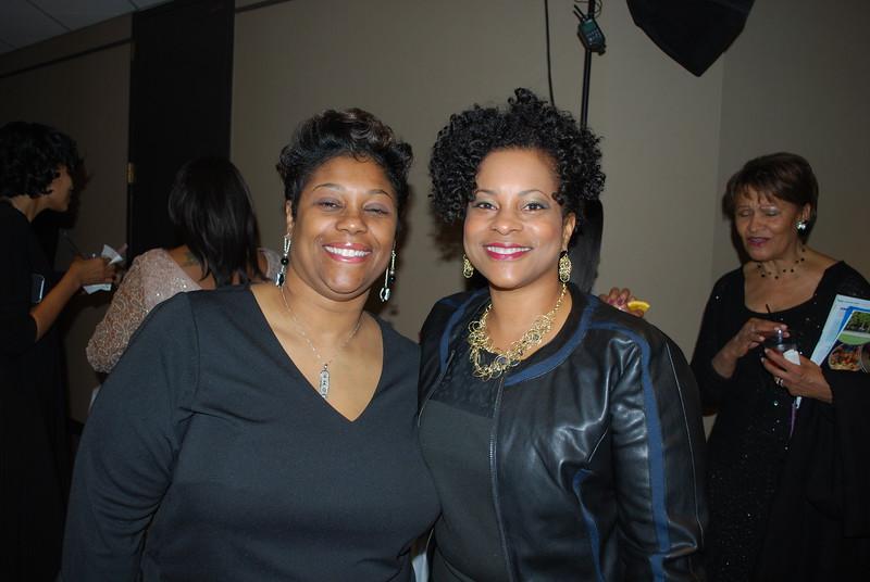 Tanya Cook and Elecia Smith