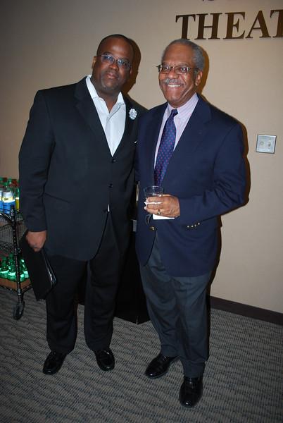 Dr  Paul D  Adams and Gerald Jordan (2)