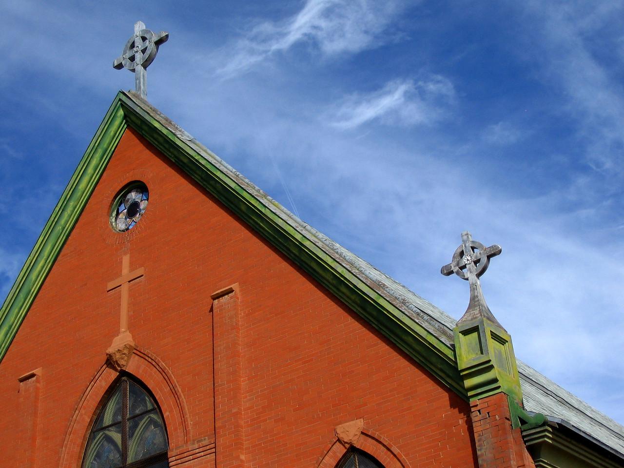 Cripple Creek Mining District Church