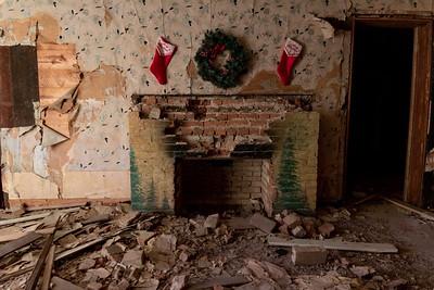 Beebe House Christmas