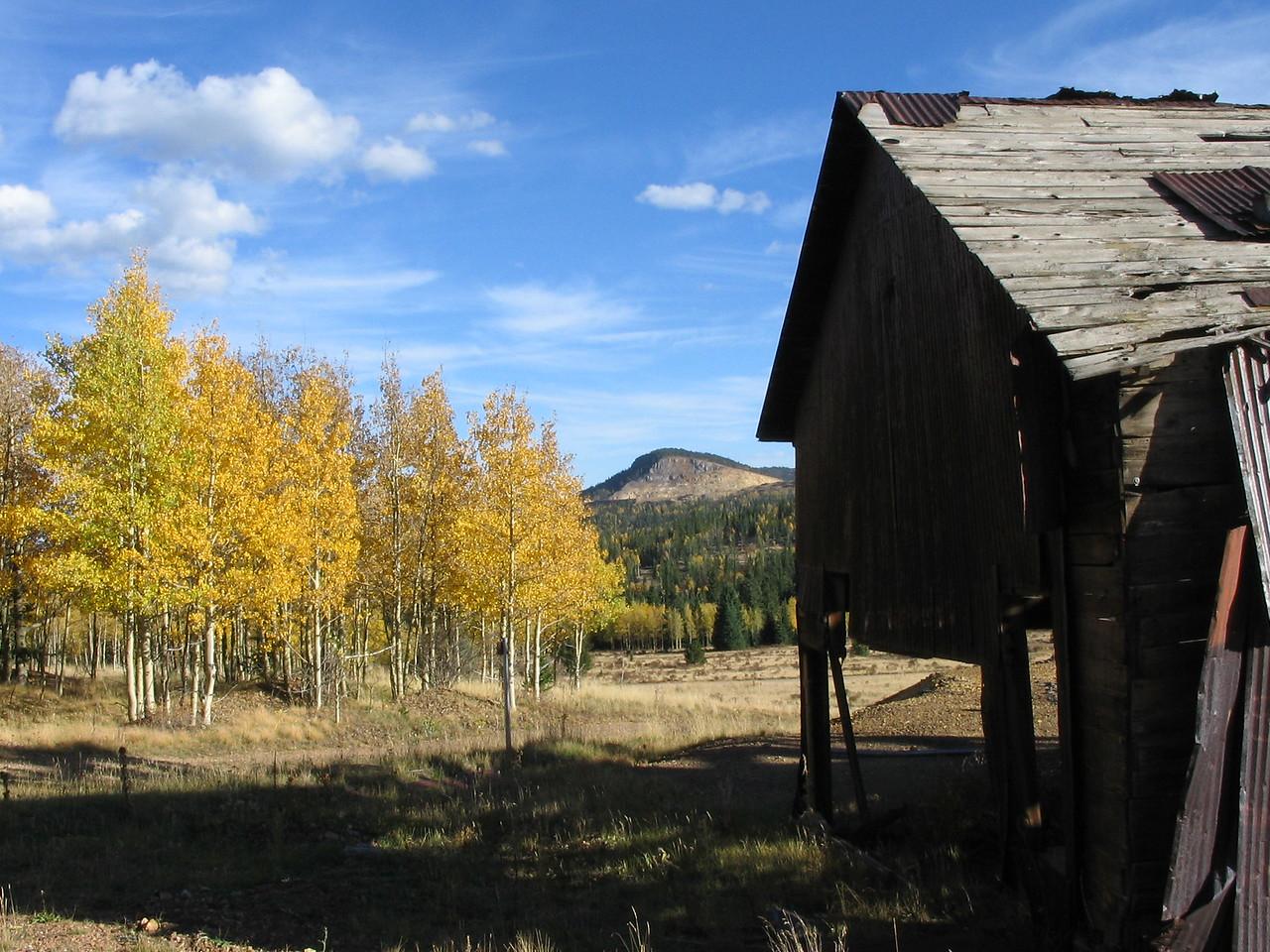 Old Mine, Hoosier Pass