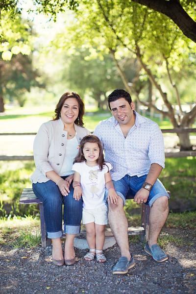 Cristal Medina Family
