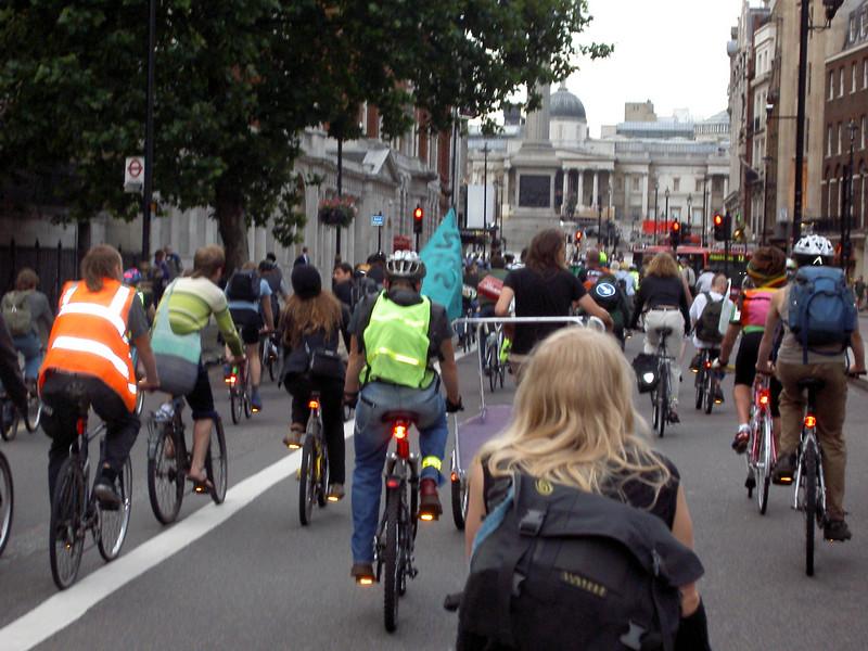 Along Whitehall