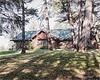 Jasper National Park -- Log Cabin