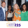 FCC Commissioner Mignon Clyburn, Event Co-Chair Bryan Tramont, Pamela Jones, and Tia Dolet at Crittenton's DC 125th Anniversary Celebration Kickoff