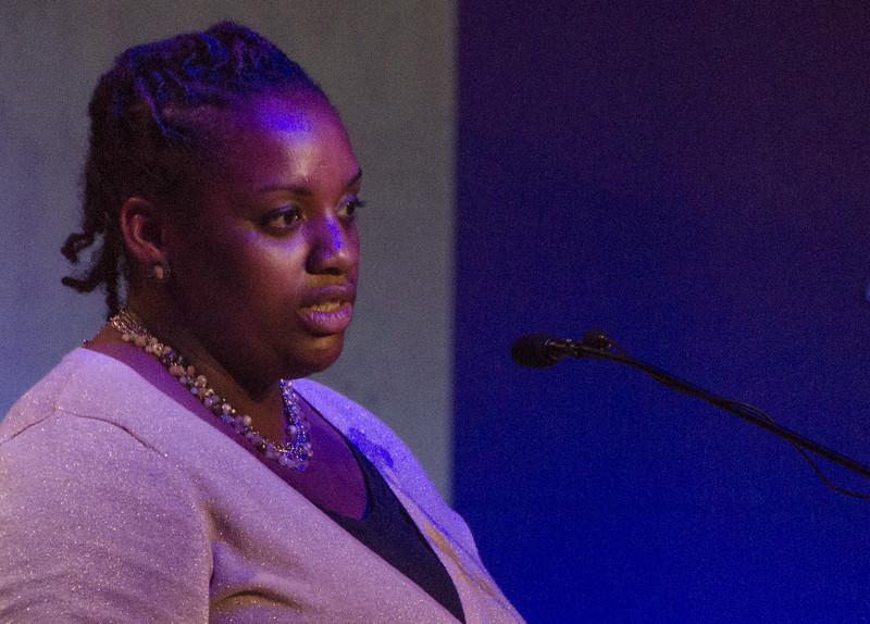 Jahniya Dudley, Crittenton Alumna Presenter