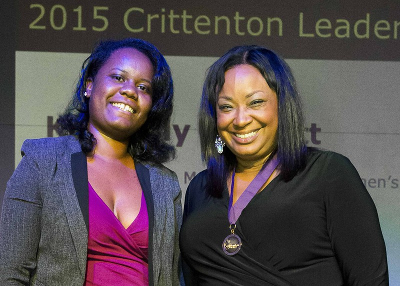 Congratulations 2015 Leadership Honoree Kimberly Bassett!