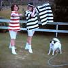 Carol, Susan Small and Missy - May 1965