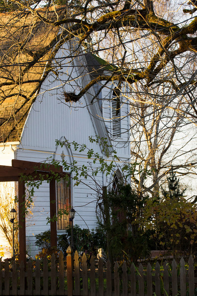 Ridgefield Church Front