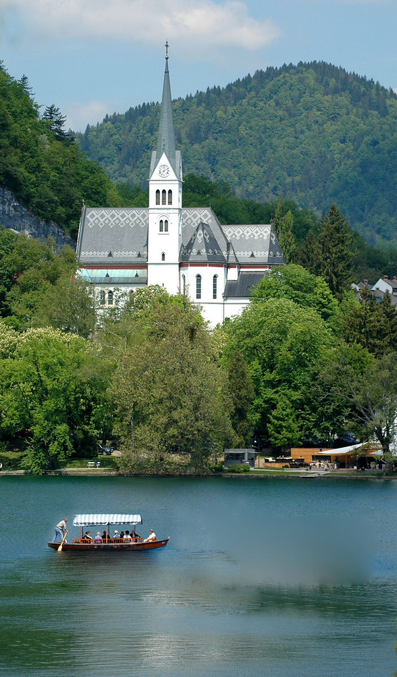 Slovenia-Lk Bled boat-DSC_3420