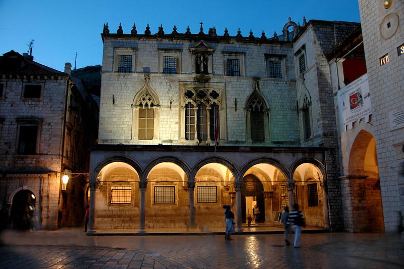 058-Dubrovnik-Sponza Palace-night-DSC_4341
