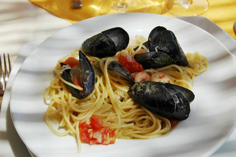 047-Hvar-Spaghetti w seafood-DSC_4098