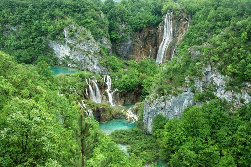 Plitvicka Lakes-lower falls-DSC_3700