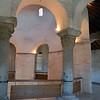 Inside byzantine church