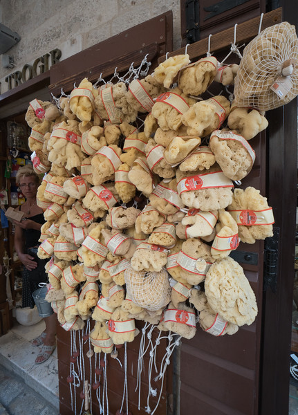 Sea Sponges in Trogir