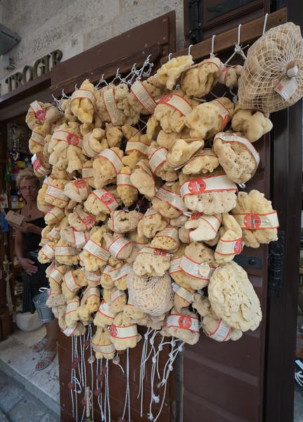 Sea Sponges in Trogir