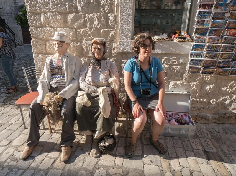 Jessie Found Some Friends in Trogir