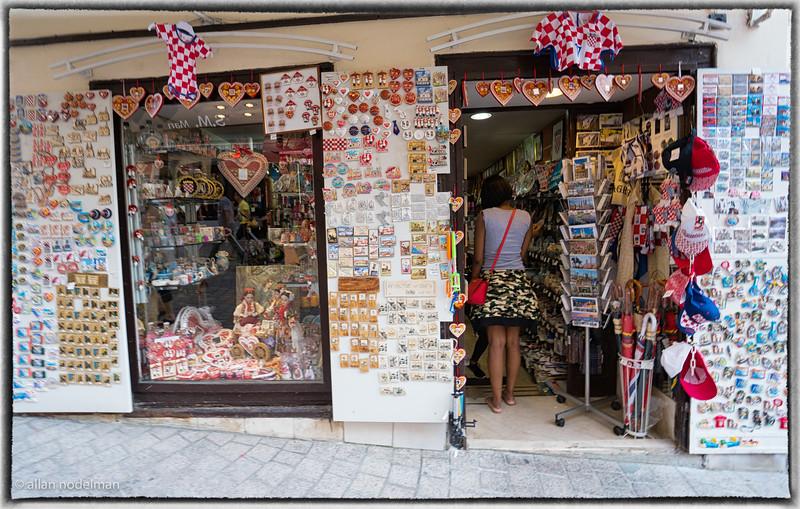 Zagreb Tourist Shop