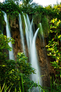 Richards___Water Falls in Plitvica Park Croatia