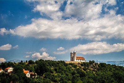 Kemmerer___A Hilltop Church in Croatia