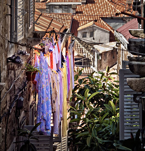 Kemmerer___Wash Day in Dubrovnik