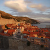 Dubrovnik, Croatia<br /> The clouds got gorgeous at just the right moment.