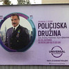 The name of Blue Bloods in Slovenia means Police Family.