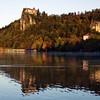 Bled Castle, St. Martin's Church, Bled, Slovenia