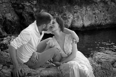 Croatia wedding & pre-wedding