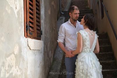 Croatia wedding & pre-wedding