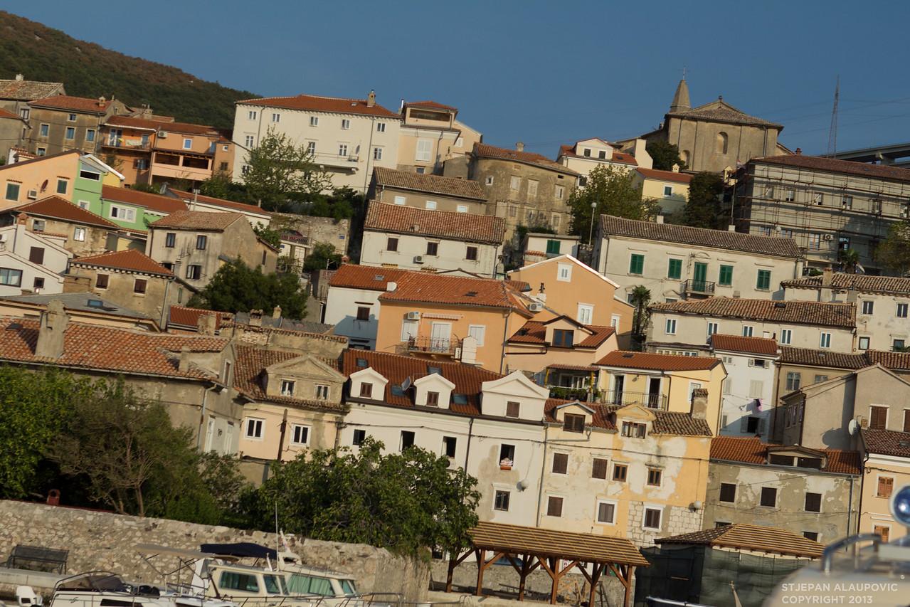 View of Bakar