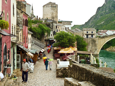Mostar Bosnia - Herzegovina